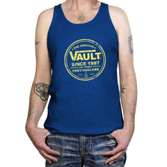 The Original Vault - Tanktop - Tanktop - RIPT Apparel