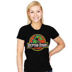 Reptar Park - Womens - T-Shirts - RIPT Apparel