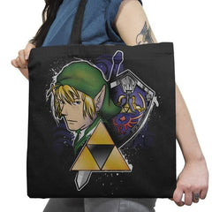 Legend - Graffitees - Tote Bag - Tote Bag - RIPT Apparel