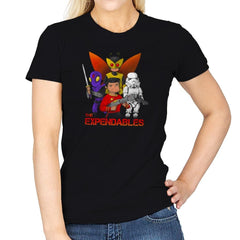 The Expendables Exclusive - Womens - T-Shirts - RIPT Apparel