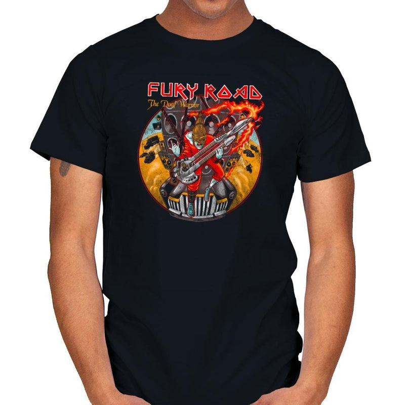 Fury Maiden: The Doofer Exclusive - Mens - T-Shirts - RIPT Apparel