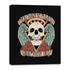 Honorary club of Dead Characters - Canvas Wraps - Canvas Wraps - RIPT Apparel