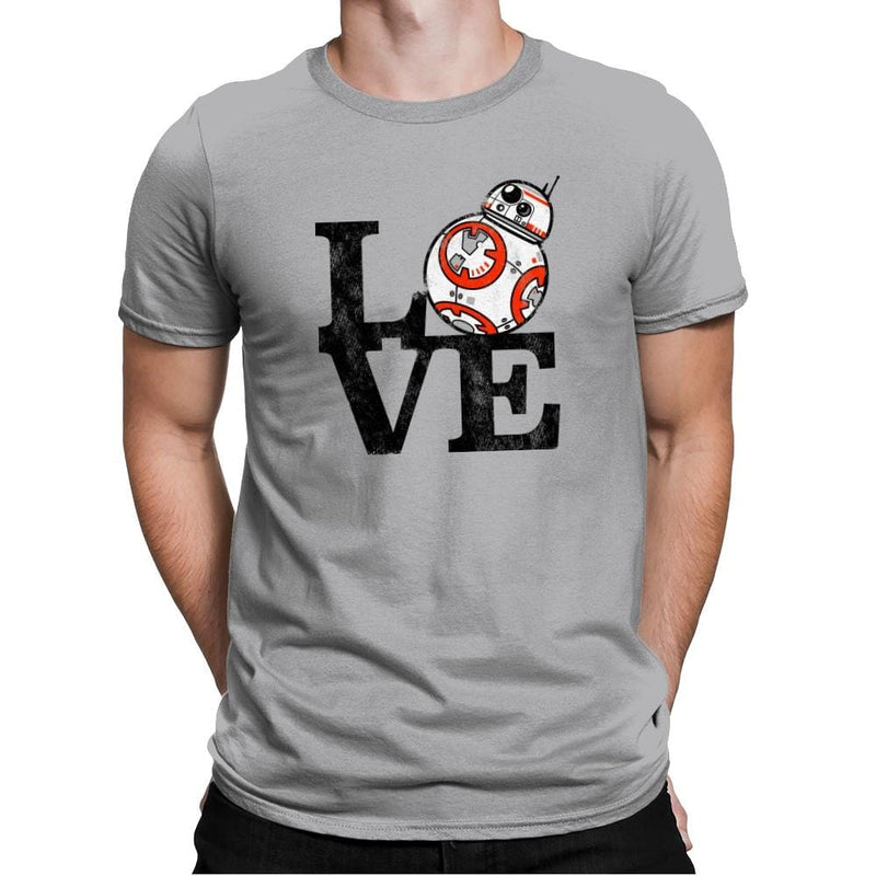 Love BB Exclusive - Mens Premium - T-Shirts - RIPT Apparel