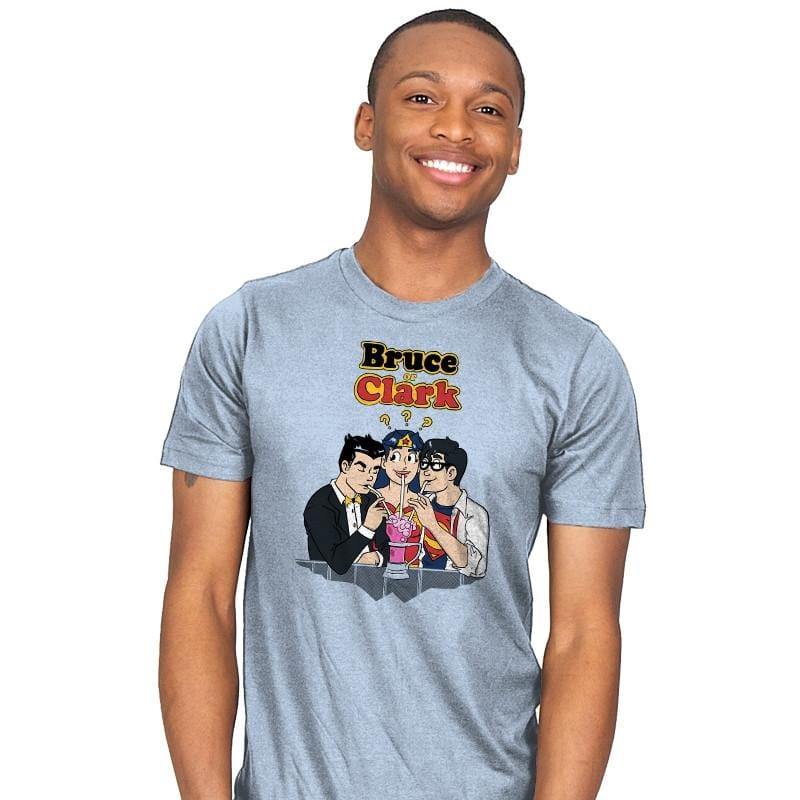 Bruce or Clark Exclusive - Mens - T-Shirts - RIPT Apparel
