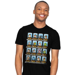 Morty-Rama - Mens - T-Shirts - RIPT Apparel