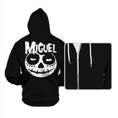 Crimson Miguel - Hoodies - Hoodies - RIPT Apparel