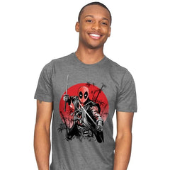 The Way of the Mercenary - Mens - T-Shirts - RIPT Apparel