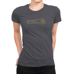Devy Construction Co. Exclusive - Womens Premium - T-Shirts - RIPT Apparel