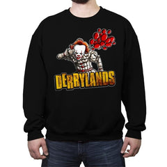 Derrylands - Crew Neck Sweatshirt - Crew Neck Sweatshirt - RIPT Apparel
