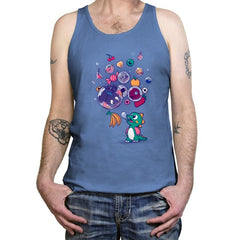 Many Bubbles - Tanktop - Tanktop - RIPT Apparel