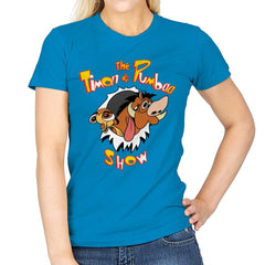 The Timon and Pumbaa Show - Womens - T-Shirts - RIPT Apparel
