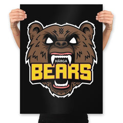 Harga Bears - Prints - Posters - RIPT Apparel