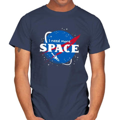 I Need More Space - Mens - T-Shirts - RIPT Apparel