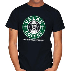 Valak Coffee - Mens - T-Shirts - RIPT Apparel