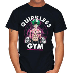 Quirkless Gym - Mens - T-Shirts - RIPT Apparel