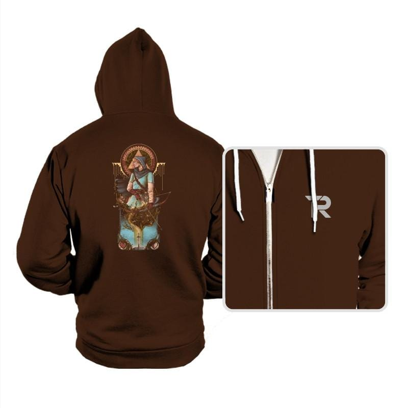 Hero of the Wild - Hoodies - Hoodies - RIPT Apparel