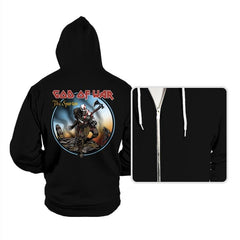The Spartan - Hoodies - Hoodies - RIPT Apparel