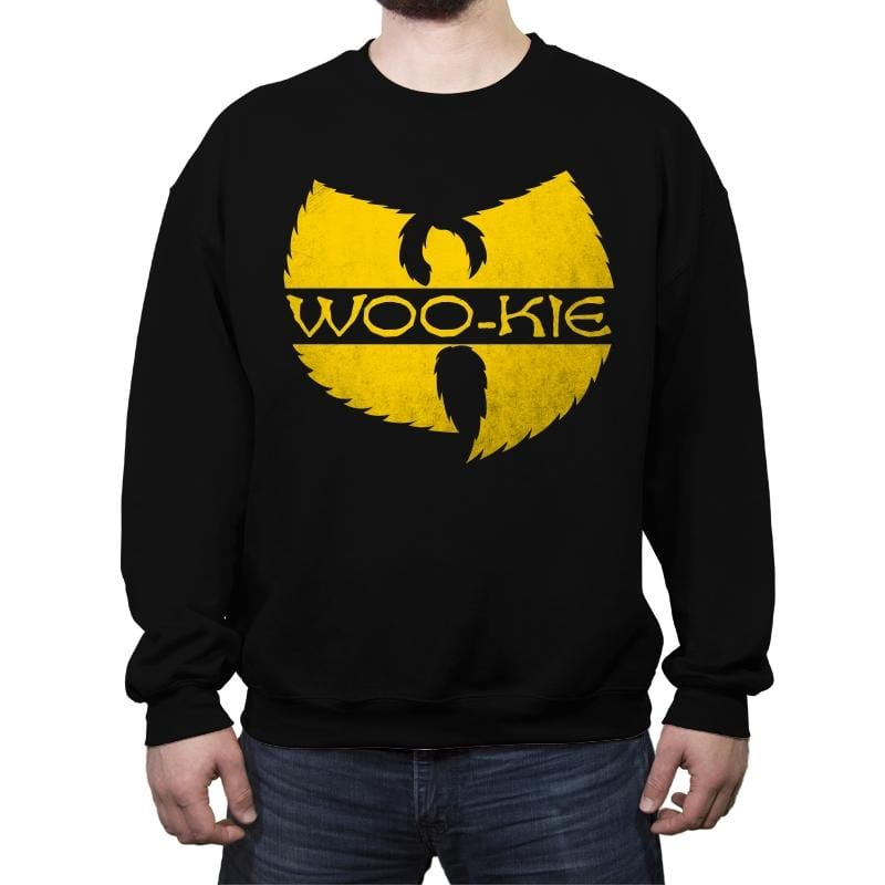 WOO-KIE CLAN - Crew Neck Sweatshirt - Crew Neck Sweatshirt - RIPT Apparel