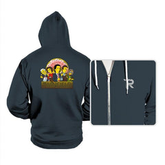 Welcome to Twinfield - Hoodies - Hoodies - RIPT Apparel
