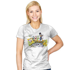 Looking for adventure  - Womens - T-Shirts - RIPT Apparel