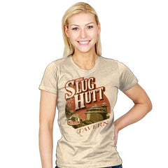 Slugg Hutt - Womens - T-Shirts - RIPT Apparel