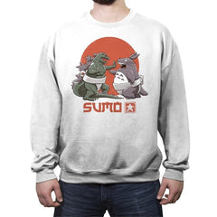 Sumo Pop - Crew Neck Sweatshirt - Crew Neck Sweatshirt - RIPT Apparel
