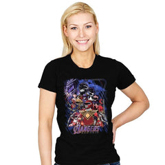Endgrid - Womens - T-Shirts - RIPT Apparel