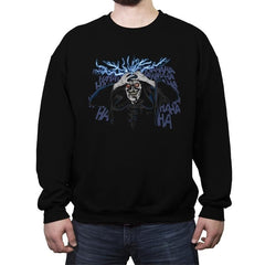 The End Laugh - Crew Neck Sweatshirt - Crew Neck Sweatshirt - RIPT Apparel