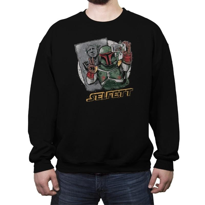 SELFETT Reprint - Crew Neck Sweatshirt - Crew Neck Sweatshirt - RIPT Apparel