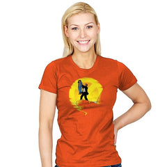 The Wolvie King - Womens - T-Shirts - RIPT Apparel