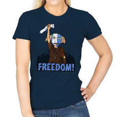 Freedobby - Raffitees - Womens - T-Shirts - RIPT Apparel