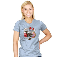 Little Copbot Exclusive - Shirtformers - Womens - T-Shirts - RIPT Apparel