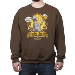 Benderbrau - Crew Neck Sweatshirt - Crew Neck Sweatshirt - RIPT Apparel