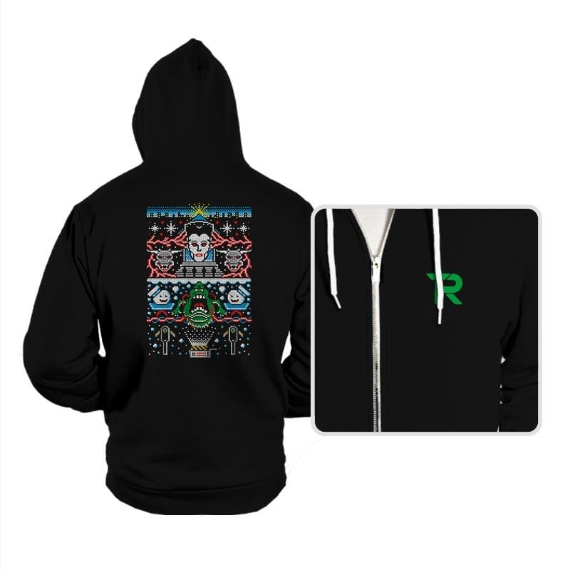 Bustin' Christmas - Hoodies - Hoodies - RIPT Apparel