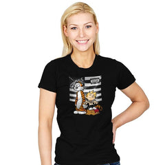 Calvonia - Womens - T-Shirts - RIPT Apparel
