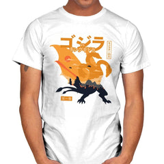 King of the Monsters Vol.1 - Mens - T-Shirts - RIPT Apparel