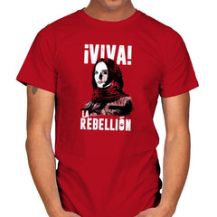 Viva La Rebellion Exclusive - Mens - T-Shirts - RIPT Apparel