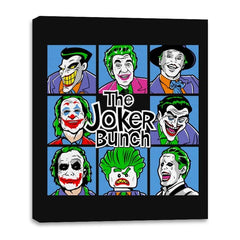 Bunch of Jokers - Canvas Wraps - Canvas Wraps - RIPT Apparel