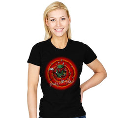 That's All, Bounty Hunters - Womens - T-Shirts - RIPT Apparel