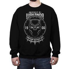 Wak-U - Crew Neck Sweatshirt - Crew Neck Sweatshirt - RIPT Apparel