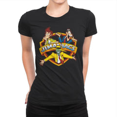Jimaniacs - Womens Premium - T-Shirts - RIPT Apparel