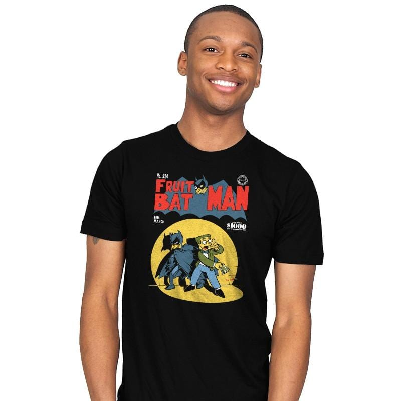 Fruitbat Man Exclusive - Mens - T-Shirts - RIPT Apparel