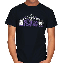 Sunday Scaries - Mens - T-Shirts - RIPT Apparel