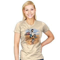 Logan & Laura Exclusive - Womens - T-Shirts - RIPT Apparel