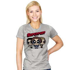 Superpuff! - Womens - T-Shirts - RIPT Apparel