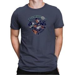 Cybertron Science Camp Exclusive - Mens Premium - T-Shirts - RIPT Apparel