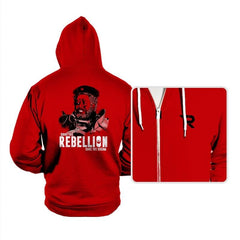 Save The Rebellion - Hoodies - Hoodies - RIPT Apparel