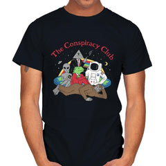The Conspiracy Club - Mens - T-Shirts - RIPT Apparel