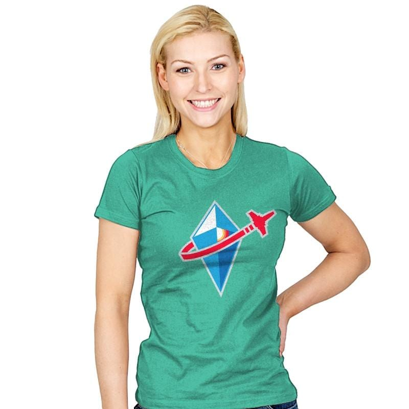 No Brick Sky Exclusive - Womens - T-Shirts - RIPT Apparel