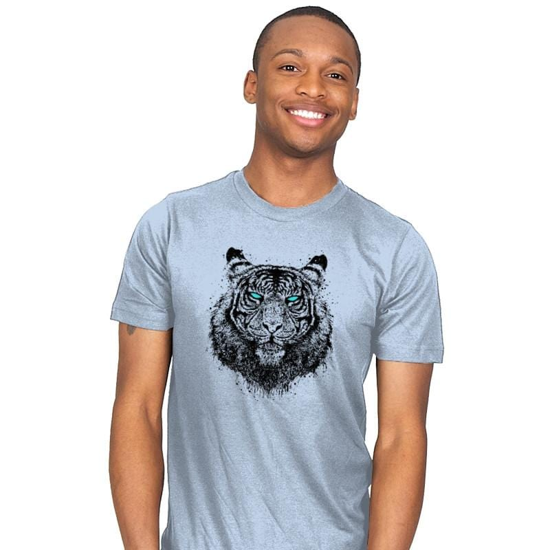Tiger Gaze - Back to Nature - Mens - T-Shirts - RIPT Apparel
